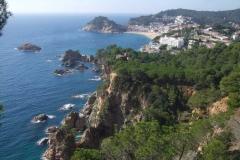 Spanyolország - Tossa de Mar